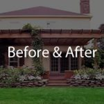 Before & After Photos Creative Landscapes Photo Portfolio